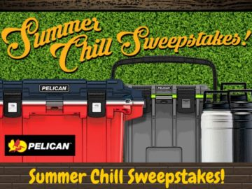 The Pelican Store Summer Chill Sweepstakes 2019 - Win Cash Prize
