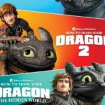 How to Train Your Dragon Trilogy on Bluray – Win Gift Card