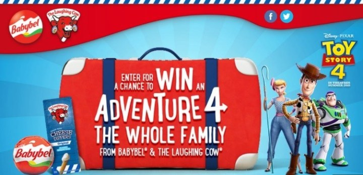 Babybel And The Laughing Cow 2019 Sweepstakes – Win Adventures