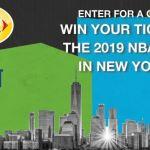 Juicy Fruit x NBA Draft Contest – Win Tickets
