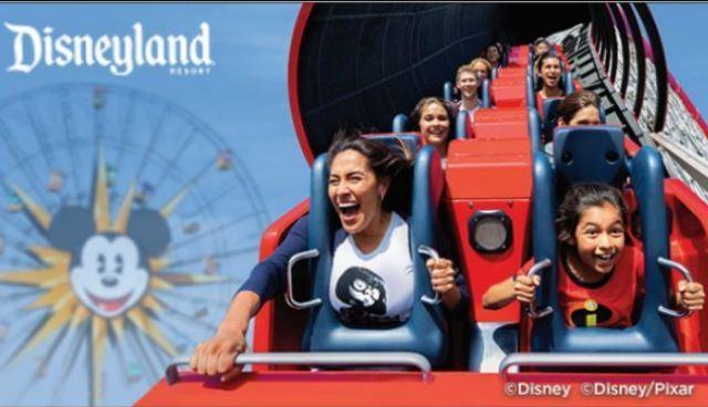 STAR 94.1 Disneyland Resort Contest