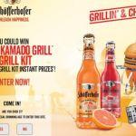 Schofferhofer Grapefruit Grillin' & Chillin' Sweepstakes