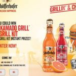 Schofferhofer Grapefruit Grillin' & Chillin' Sweepstakes