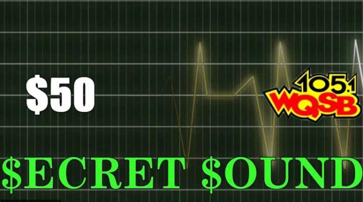 WQSB Secret Sound Contest