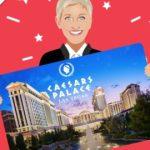 Caesars Palace Las Vegas Contest – Win Trip