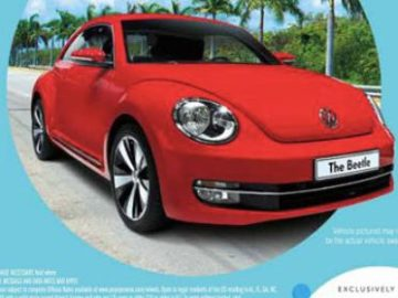 Bubly Sparkling Water Final Edition Beetle Sweepstakes - Win A Gift Card