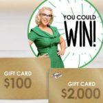 Frigo Fresh Family Favorites Contest – Win A Gift Card