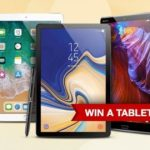 Newegg Ultimate Tablet Sweepstakes – Win A Gift Card