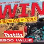 Rockstar & Deca Makita Sweepstakes – Win A Gift Card