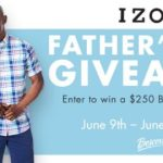 Izod Father's Day Giveaway – Win A Gift Card