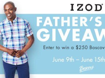 Izod Father's Day