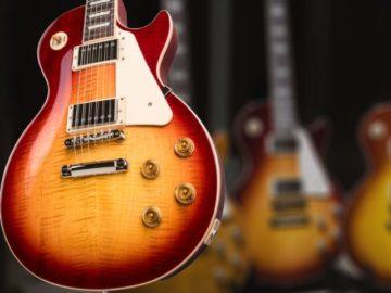 Gibson Cherry Sunburst Giveaway 2019 - Win A Guitar