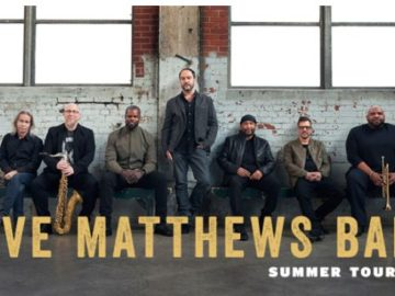 Dave Matthews Band Summer Tour Sweepstakes - Win A trip