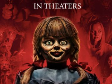 iHeart Radio Fandango Annabelle Comes Home Sweepstakes - Win Tickets