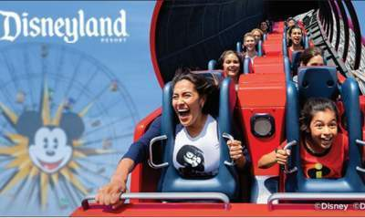 KING 5 Evening's vacation to Disneyland Resort Contest