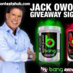 Jack OWOC Giveaway (JackOwocGiveaway.com)