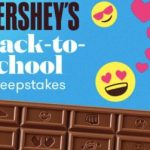 Hershey's Back to School Sweepstakes – Win Prize