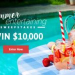 All Recipes Summer Entertaining Sweepstakes – Win Cash