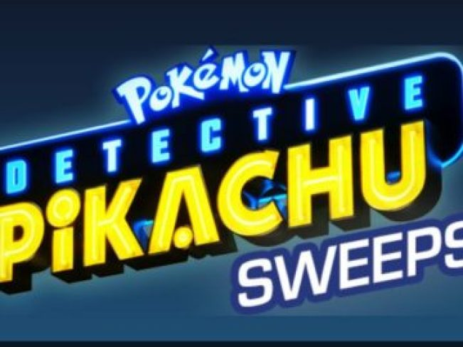 Pokèmon Detective Pikachu Sweepstakes