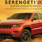 Discovery Serengeti $20K Safari Sweepstakes – Win Cash