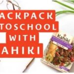 Kahiki Back Pack to School Giveaway – Win Gift Card