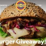 Jarlsberg Cheese Burger Giveaway – Win Gift Prize