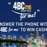 2GB and 4BC for Me Competition – Win Cash