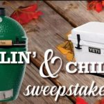 RDI Grillin' and Chillin' Sweepstakes (rdirail.com)