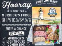 Murdick's Fudge September Giveaway