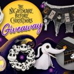 Nightmare Before Christmas Decorations Giveaway (gleam.io)