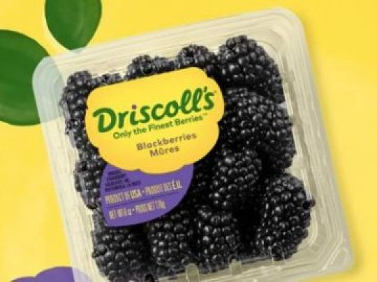 Driscoll's Share the Berry Joy Sweepstakes