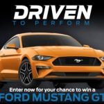 Performance Driven to Perform Sweepstakes (fordplayoffspromo.nascar.com)