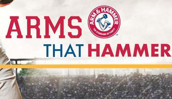 MLB Arms That Hammer Sweepstakes