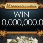 PCH Million Dollar Sweepstakes (rules.pch.com)