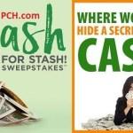 PCH Secret Cash Stash Sweepstakes (pch.com)