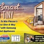 Plessers Get Smart Go Tiny Giveaway (plessers.com)
