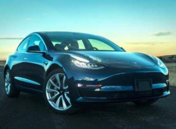 Prizeo Win A Tesla Model 3 Sweepstakes