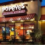 USA Guest Experience Survey Sweepstakes (tellpopeyes.com)