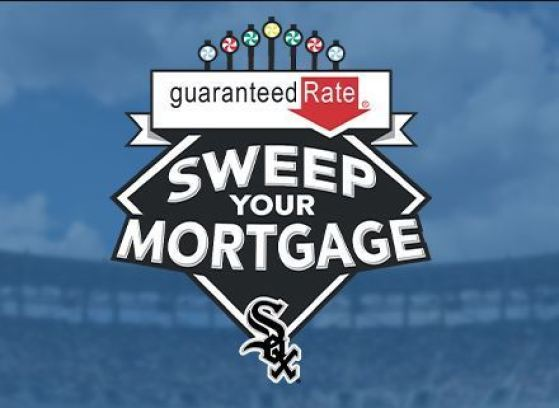White Sox Guaranteed Rate Sweep Your Mortgage Sweepstakes