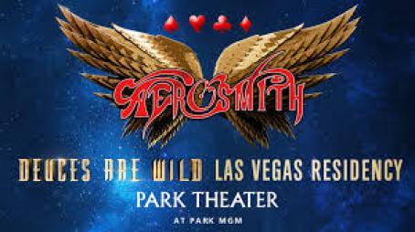 Aerosmith Deuces Are Wild Las Vegas Sweepstakes
