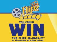 Flipz Summer Snack Hackz Instant Win Game