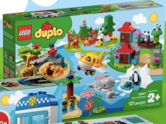 Lego Duplo Sweepstakes