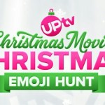 UPTV Christmas Movie Christmas Emoji Hunt Watch & Win Giveaway (uptv.com)