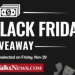 Money Talks News $2500 Black Friday Giveaway (unb.moneytalksnews.com)