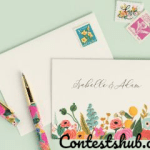 Rifle Paper Co. for Paper Source Wedding Sweepstakes (woobox.com)