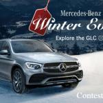 Mercedes-Benz Winter Event Sweepstakes (campaign.aptivada.com)