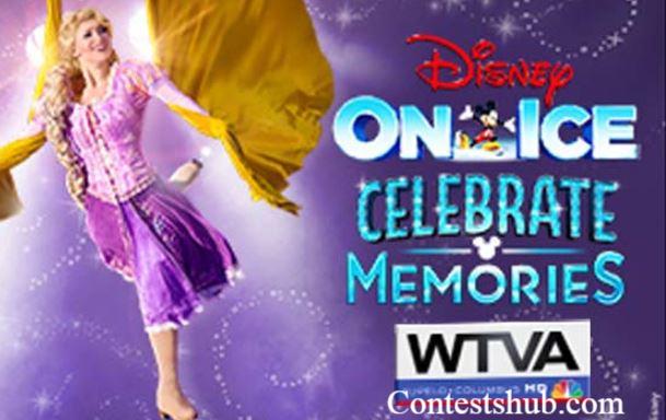 WTVA Disney on Ice Ticket Contest