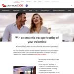 Qantas Ultimate Valentine's Getaway (qantas.com)