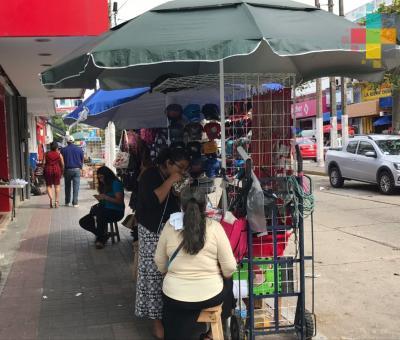 Comercio de Explanada busca integrar a los ambulantes
