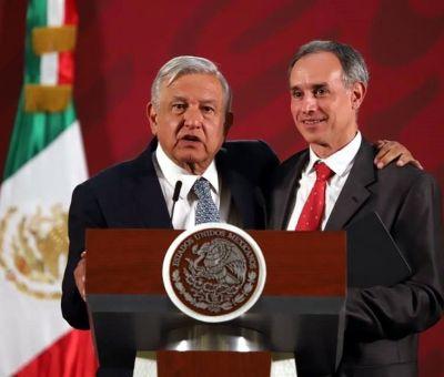 Exigen legisladores del PAN remoción de López Gatell